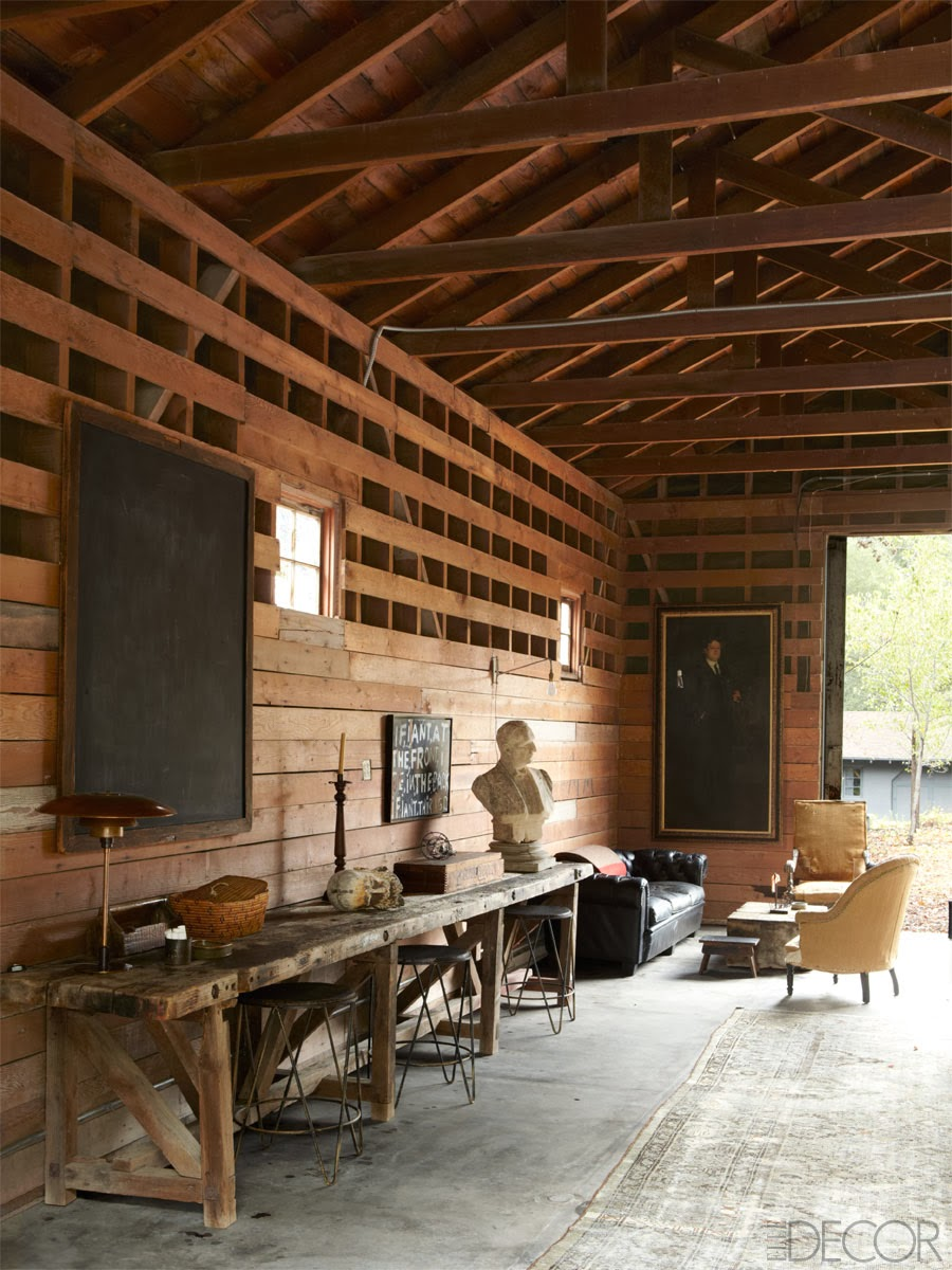 A modern rustic home our