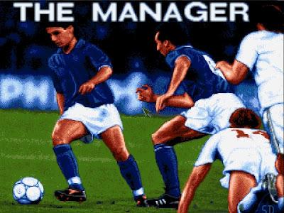Manager soccer game