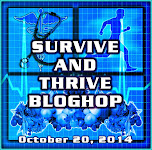 THE SURVIVE AND THRIVE BLOG HOP!
