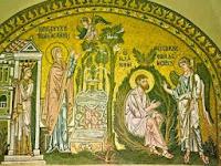 Zamislirea Fecioarei Maria de catre Sf Ana - Ana Zacetenia