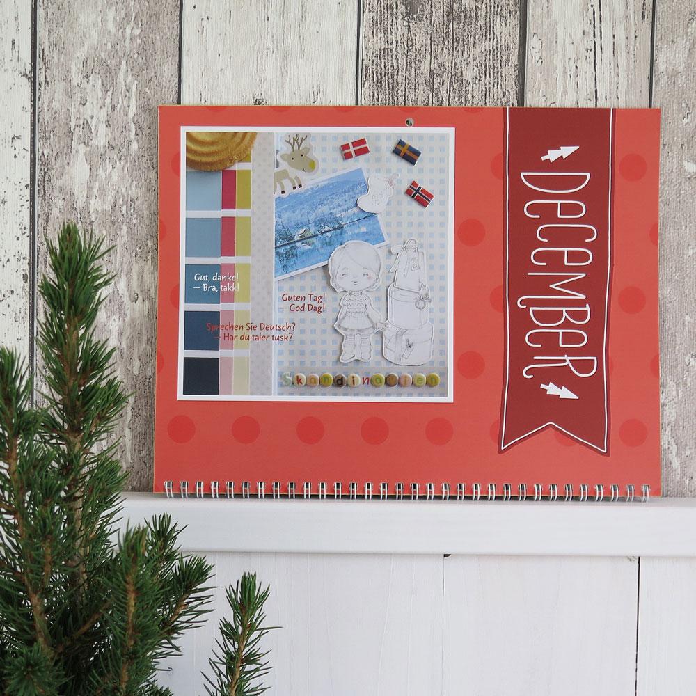Календарь 2015, декабрь