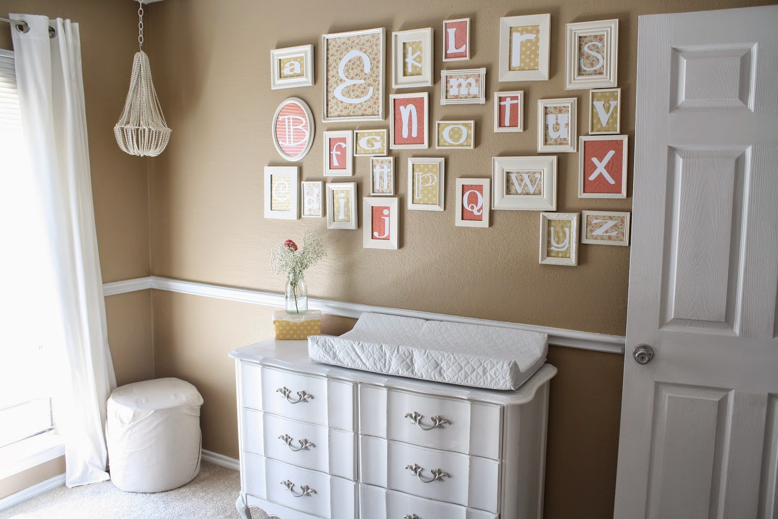 Neutral Baby Room Colors