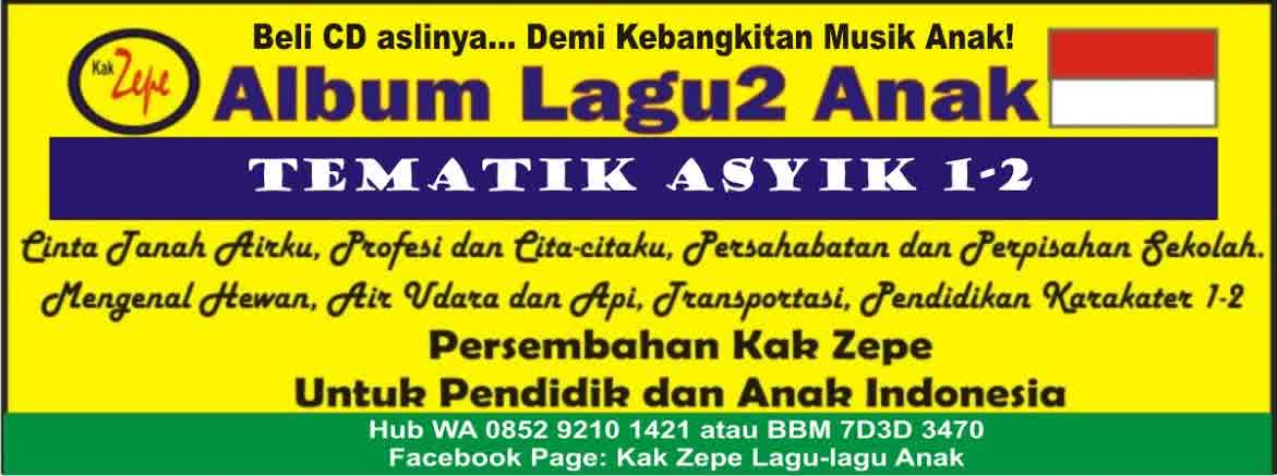 Creative Parenting Indonesia - Mendidik Anak Usia Dini Dgn Kreatif (Lagu Anak,Children/Kids Song, )