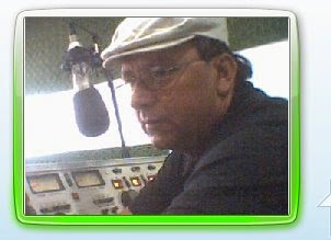 EU NA RÁDIO 97 FM - CAMPOS