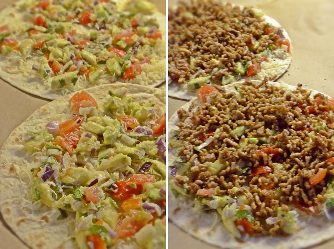 Tortilla jauheliha resepti
