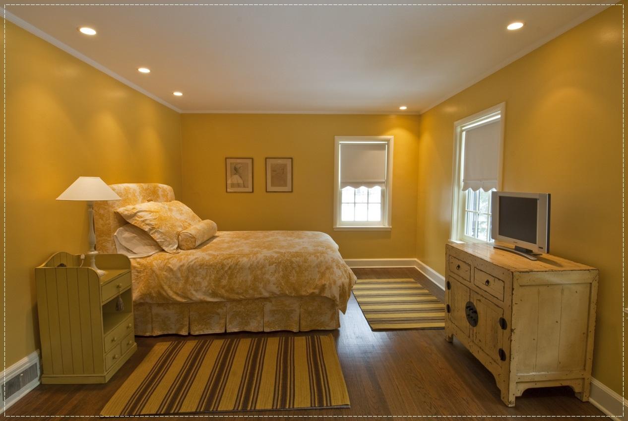 Para Sempre Lily: Ideias de decoração - Quarto amarelo