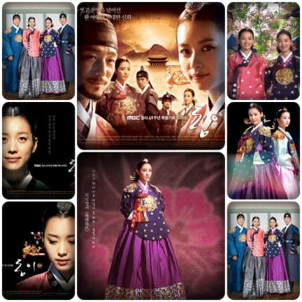 GIRL'S: DONG YI : JEWEL IN THE CROWN EPISODE 31-40