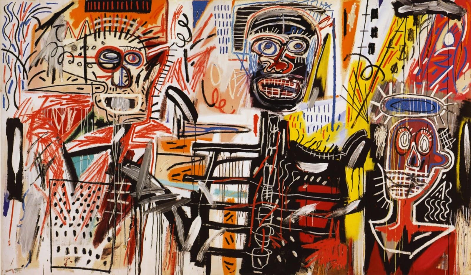 Philistines-Jean-Michel-Basquiat