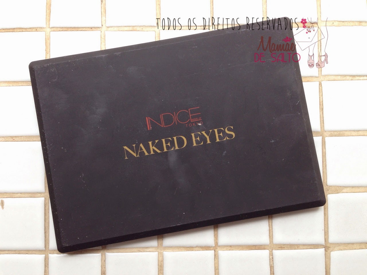 Resenha Paleta Indice Tokyo Naked Eyes blog Mamãe de Salto