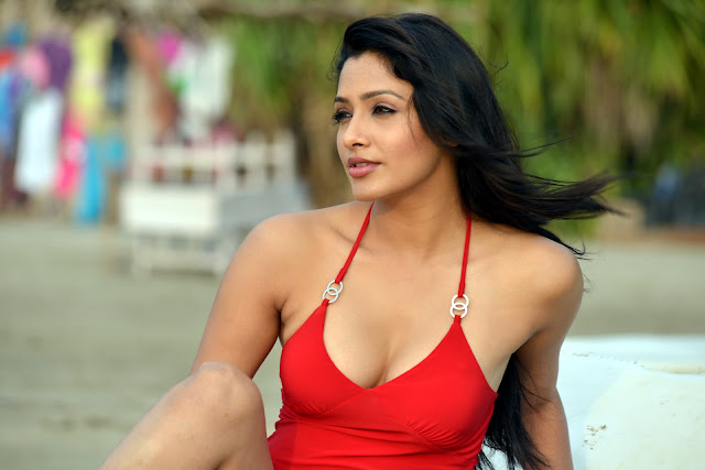 Actress Kesha Khambhati Latest Hot Beach Photos