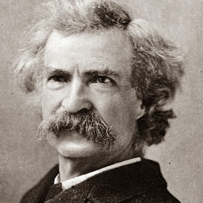 Heaven and Earth: Mark Twain