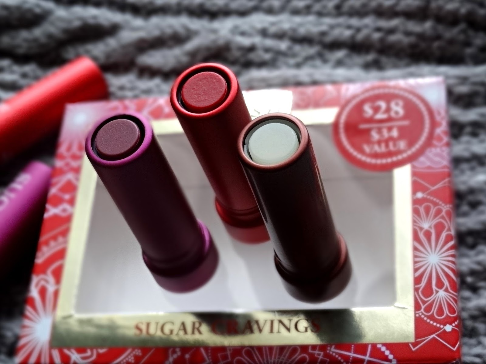 Fresh Sugar Cravings Kissing Trio Review
