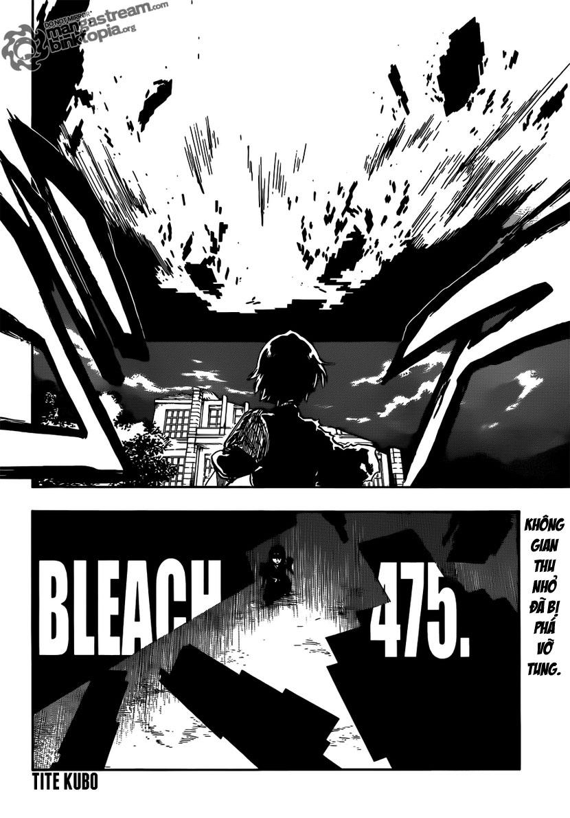 xem truyen moi - Bleach - Chapter 475
