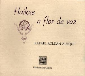 HAIKUS A FLOR DE VOZ