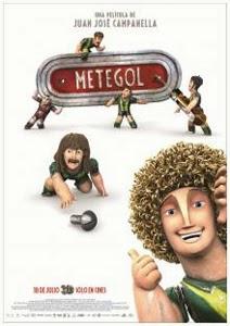 Poster argentino de Futbolín