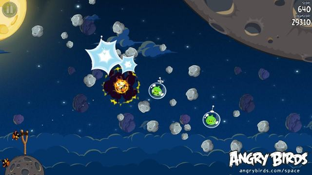 Angry Birds Space PC Full 2012 Theta Descargar 1 Link