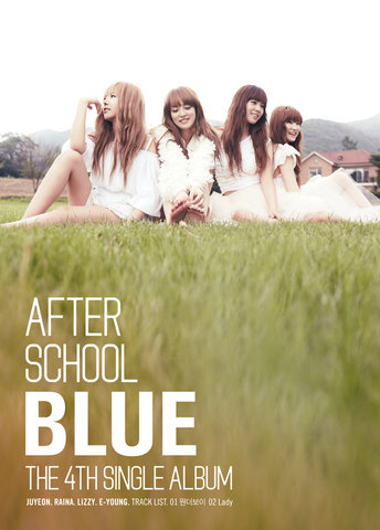 "After School Red / Blue >> singles ""Wonder Boy / In the Night Sky"" S640x40"