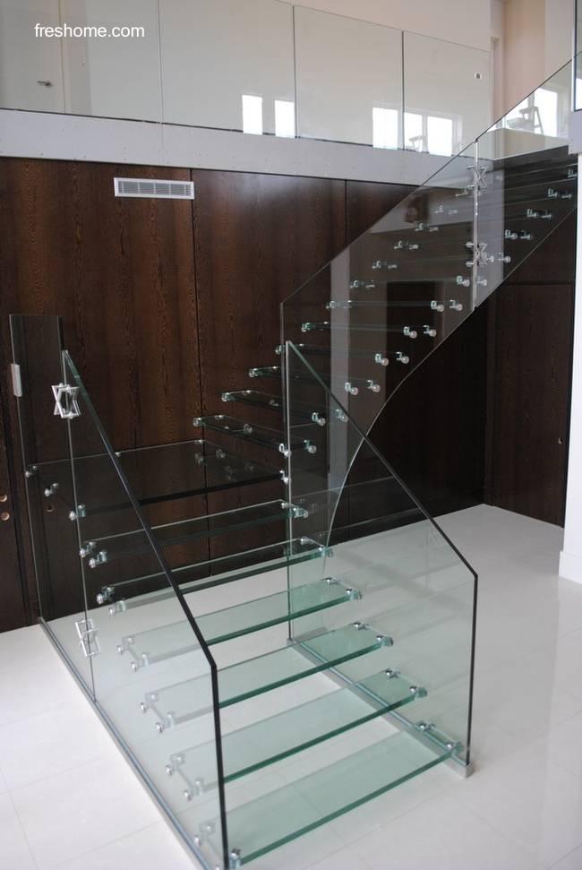Arquitectura de casas 25 modelos de escaleras de interiores - Escaleras para casas modernas ...