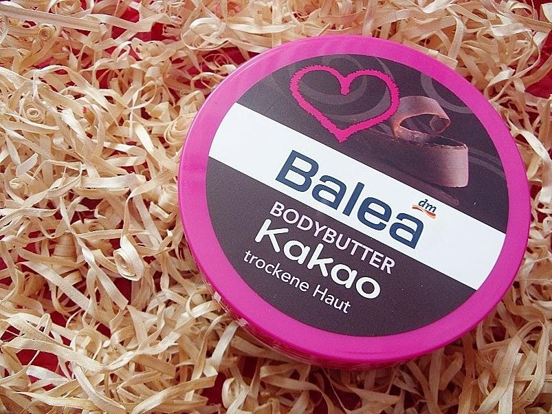 Recenzja: Masło do ciała Kakao, Balea