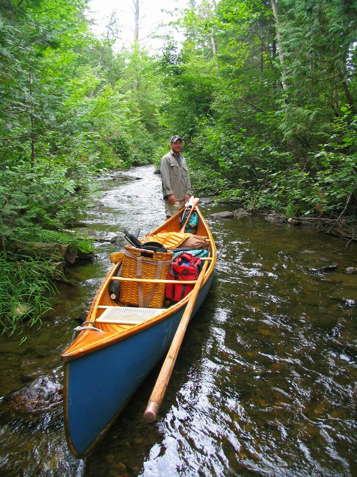 open boat essay
