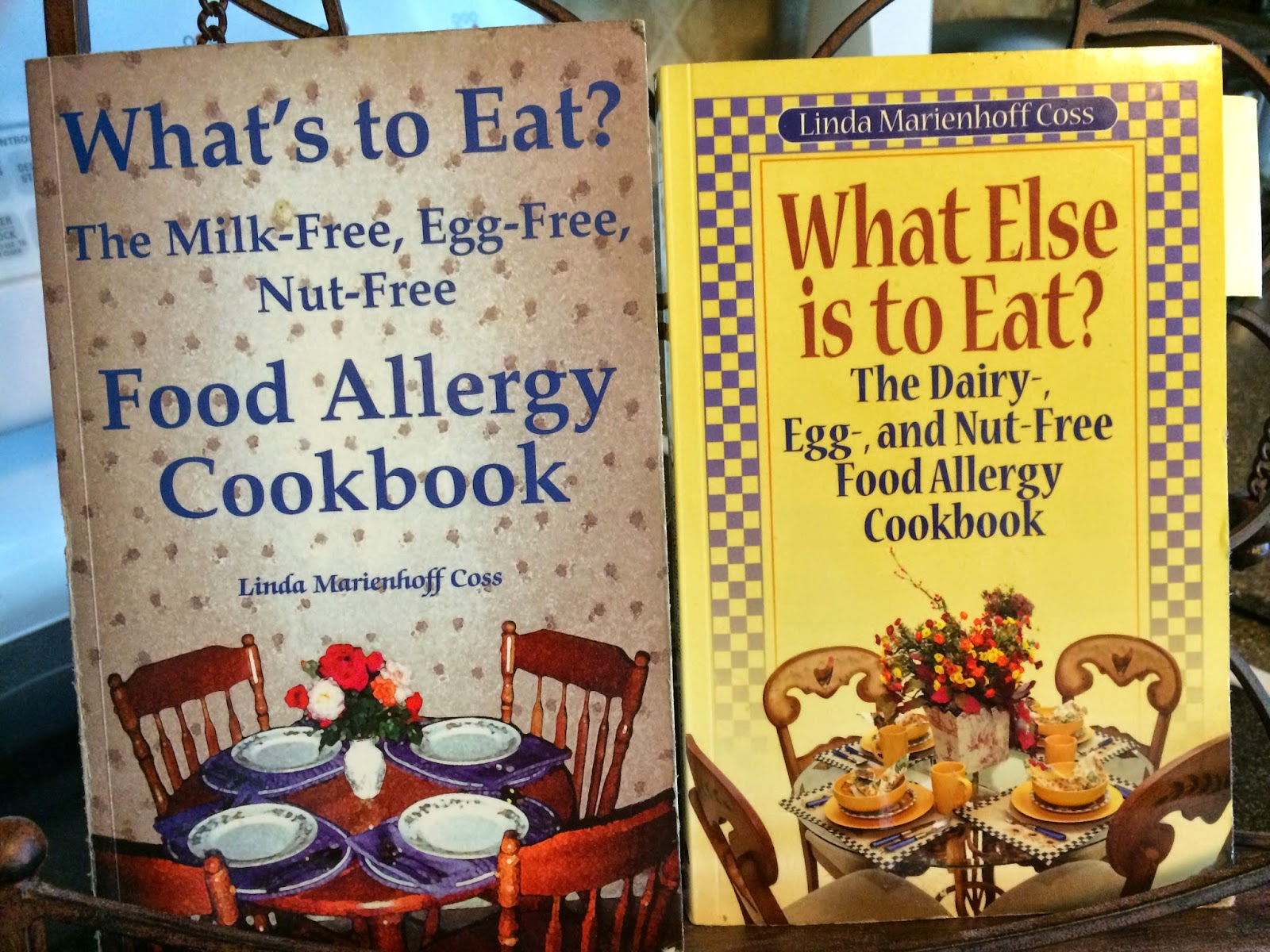 Food allergy assistant food allergy recipe books now electronic forumfinder Image collections