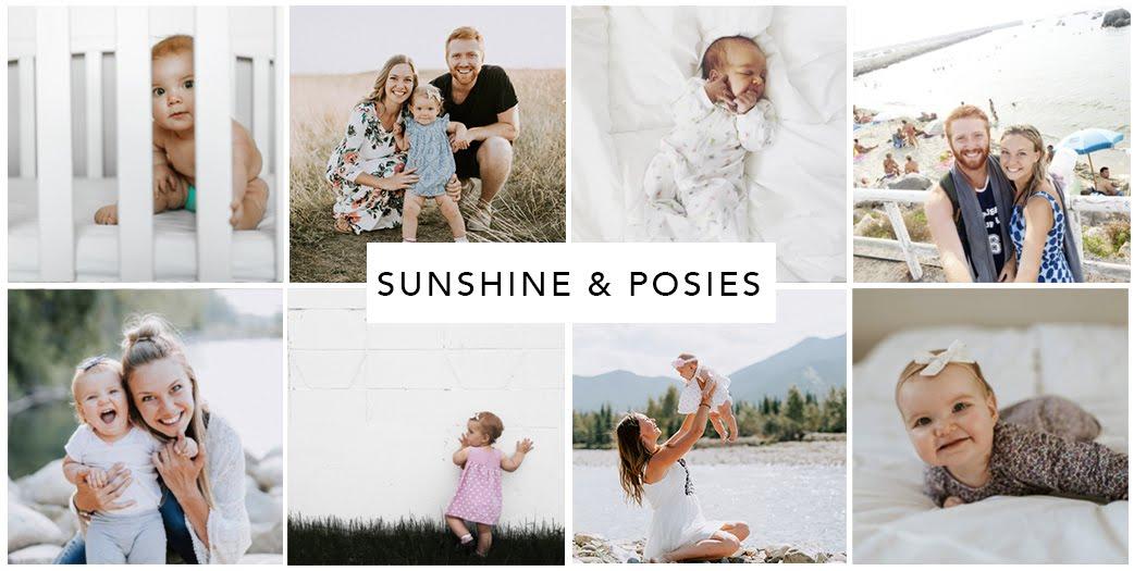 Sunshine + Posies