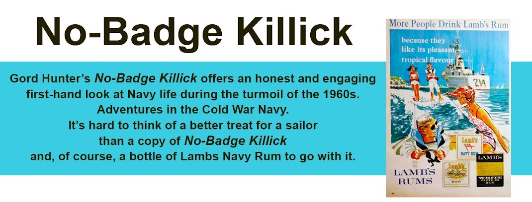 NO-BADGE KILLICK