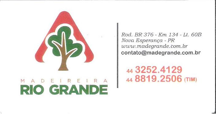 Madeireira Rio Grande