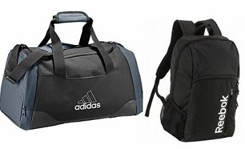 Flat 40% Extra Off on Adidas / Reebok Bags, Backpacks & Wakkets (Limited Period Offer)