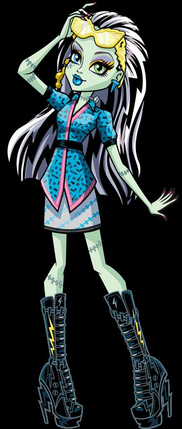 ImagesList.com: Monster High Frankie Stein, part 2