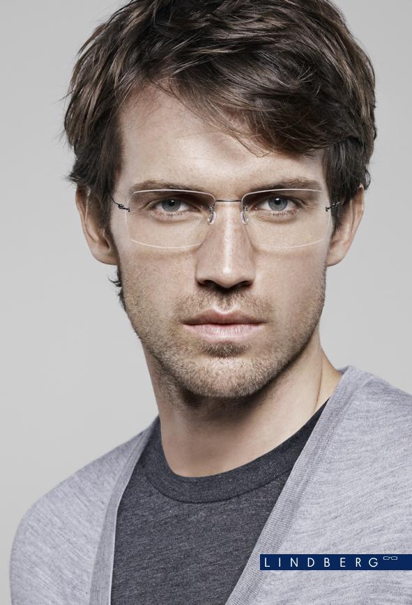 Designer reading glasses Lindberg Glasses, Original Danish Design