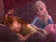 Frozen Fever Anna Jigsaw