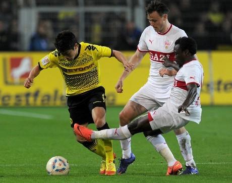 Dortmund+vs+Stuttgart Prediksi Skor Borussia Dortmund vs Stuttgart 3 November 2012