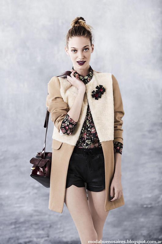 Tapados invierno 2014 moda 2014 Uma.