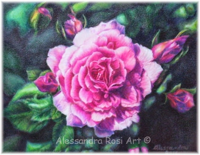 flowers paintings, still lifes and florals, realistic art
