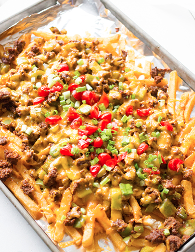 Nacho Fries Recipe