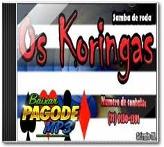 CD Os Koringas   Samba de Roda (2012)
