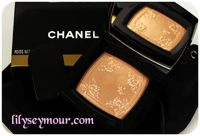 Chanel 2013 Spring Collection Illuminating Powder