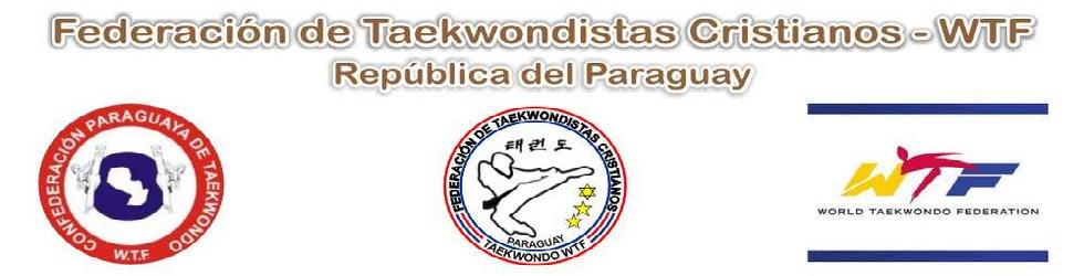 Federacion de Taekwondistas Cristianos WTF, en Paraguay