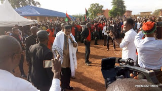 Any Attempt To Re-arrest Nnamdi Kanu Without Obtaining A Court Order Will Be Resisted By Millions – IPOB