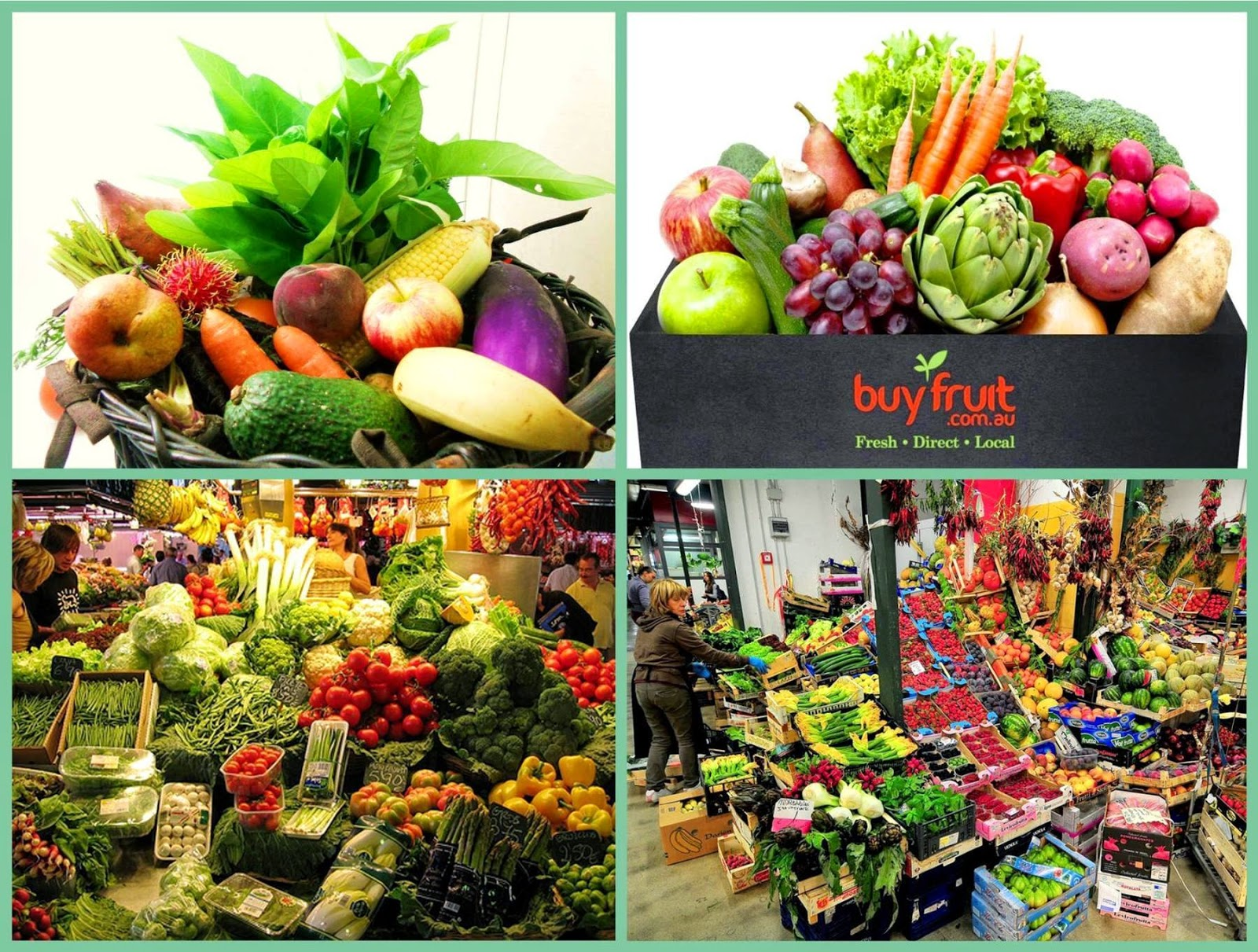 Fruit and Vegetable Trader | Business Ideas