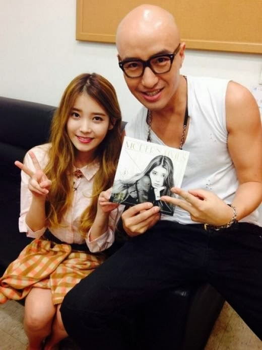 Hong Suk Chun is the safest oppa IU can have?