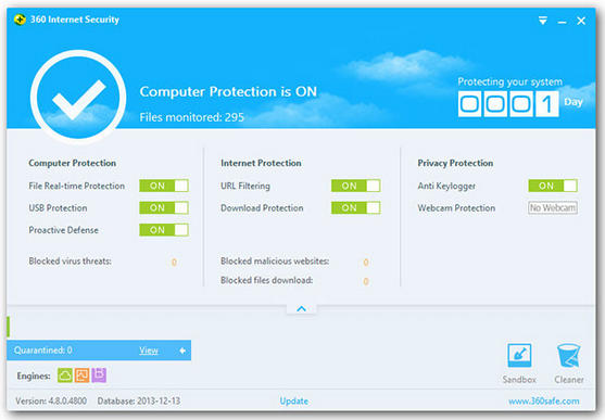 360 Internet Security Download Latest Version For Window Vista/XP/7/8