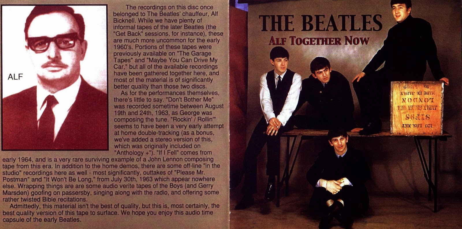 Beatles, The - And Now: The Beatles