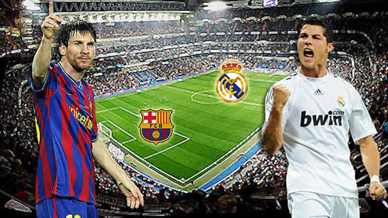 real madrid vs barcelona 2011 logo. Real Madrid vs Barcelona,