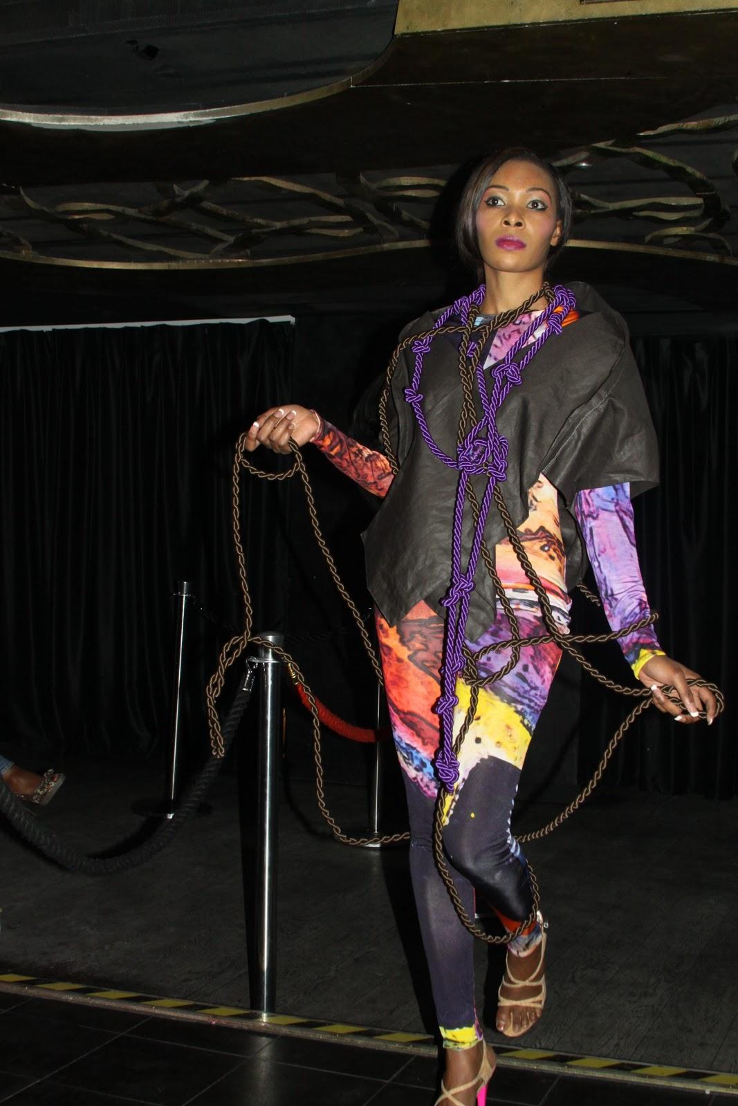 Mbunifu wa Mitindo ya Nguo Anna Lukindo Apagawisha London