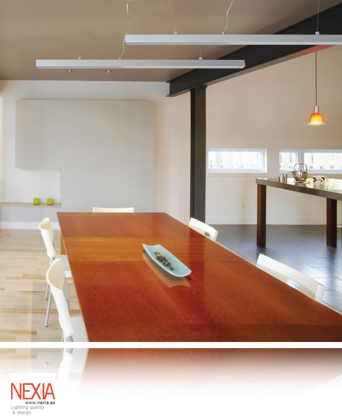 Pasos para cambiar a la iluminaci n led lovelighting by nexia - Iluminacion cocina fluorescente ...