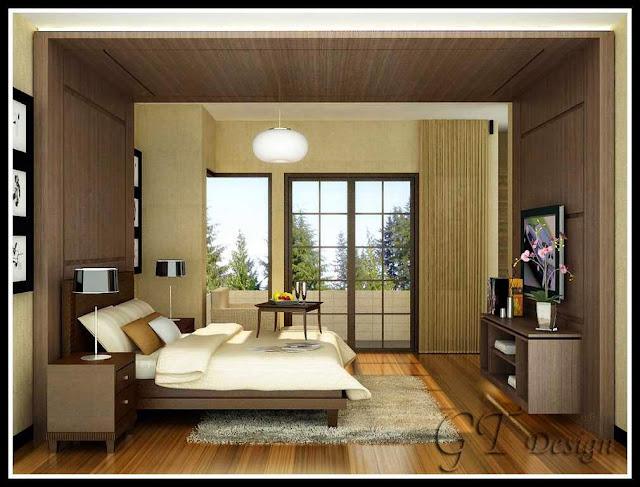 gambar interior apartment mewah