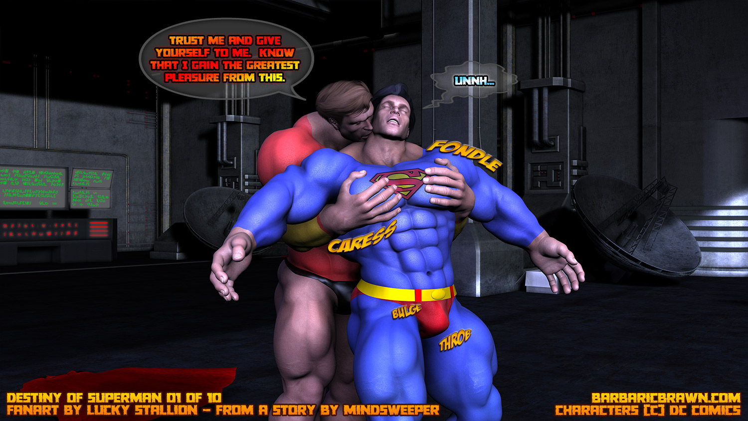 from Declan superman stories gay