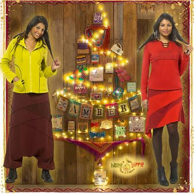 Nu ratati ofertele de Craciun la magazinul online hainehippie.ro!